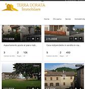 Realizzazione sito web agenzia immobiliare Centro Servizi